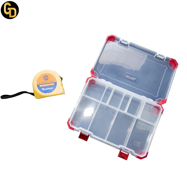 customized plastic container storage tool box for sale