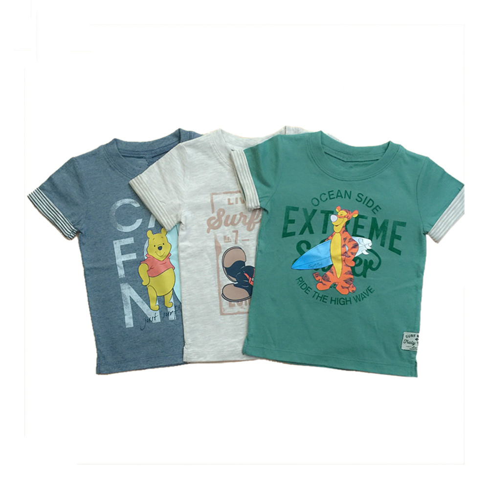 LT1066 100% cotton baby T-shirts for sale