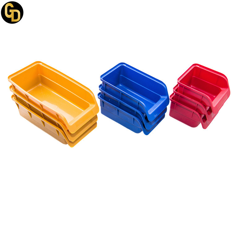 high quality wall mounted plastic storage tool box set for sale