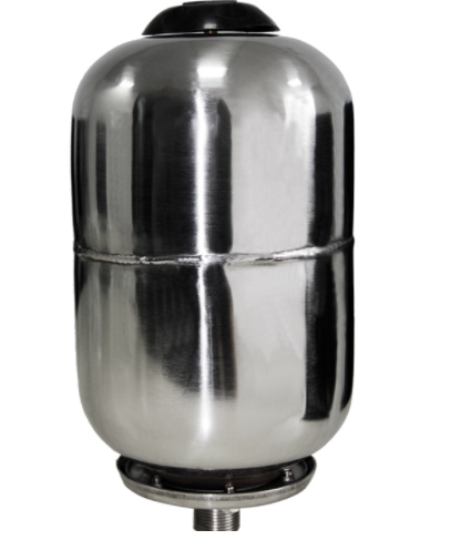 vertical stainless steel water pressure tank for sale