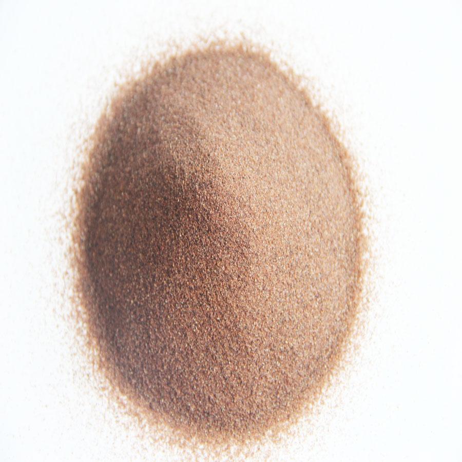 High bulk density garnet sand 30-60 for sale