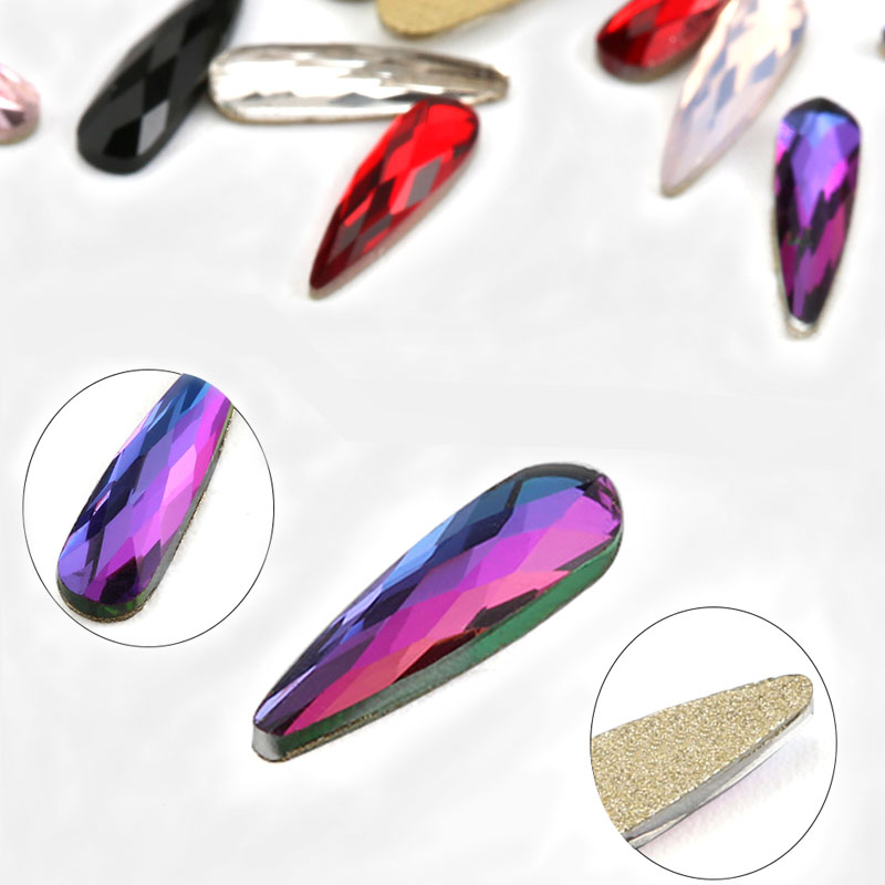 Rhinestones for nail art strass 3d for sale