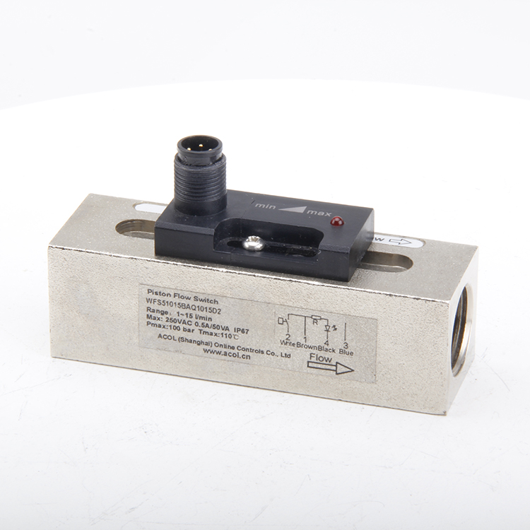 Good quality electronic Water piston flow switch for sale