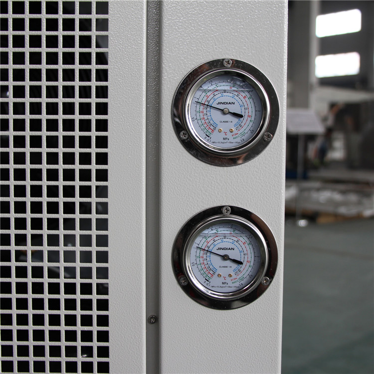 5 degree to 35 degree water cooling chiller lab using for sale