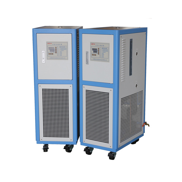 Air cooled water circulation chiller for lab using for sale