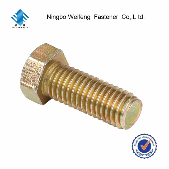 brass nut boltgood supplier made in china haiyan factory ningbo weifeng sale