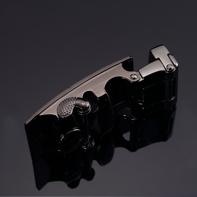 npd1199 High quality new arrived fashion alloy belts buckle for men Automation belt buckle for sale