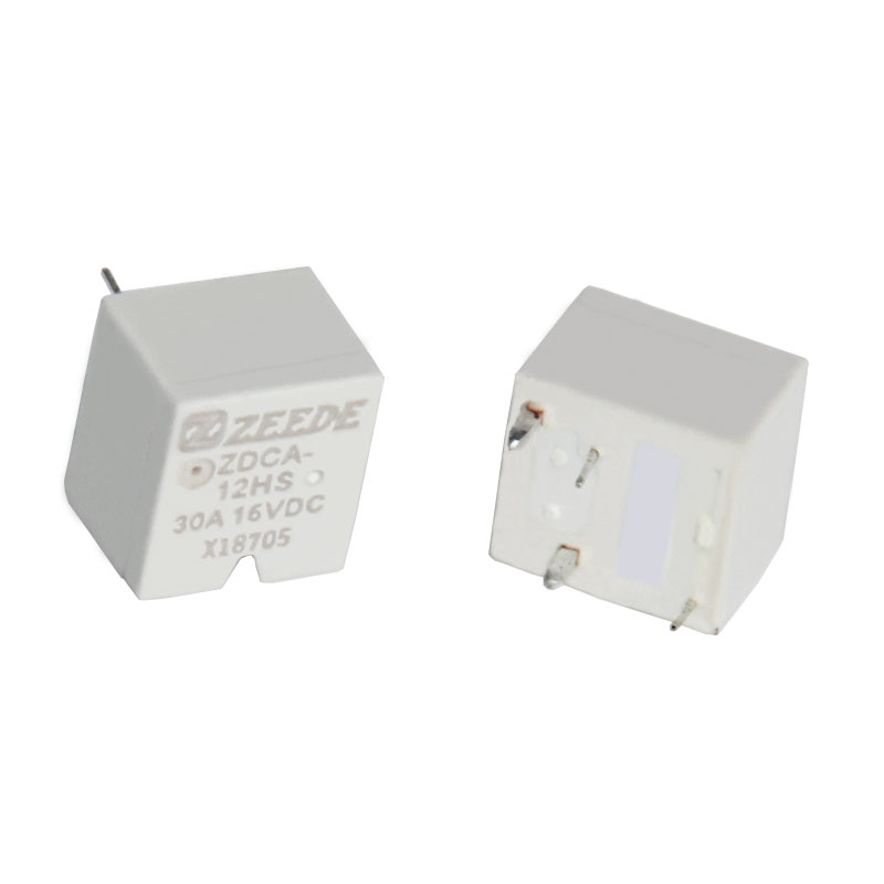 ZDCA Mini Size Auto Relay 12V 4 Pin 30A sale