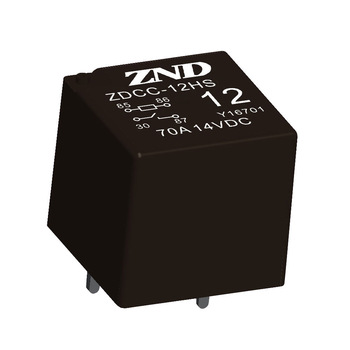 ZDCC New Universal 4Pin 12V 70A Auto Relay for sale