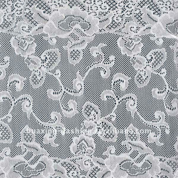 eyelash knitted lace fabric sale