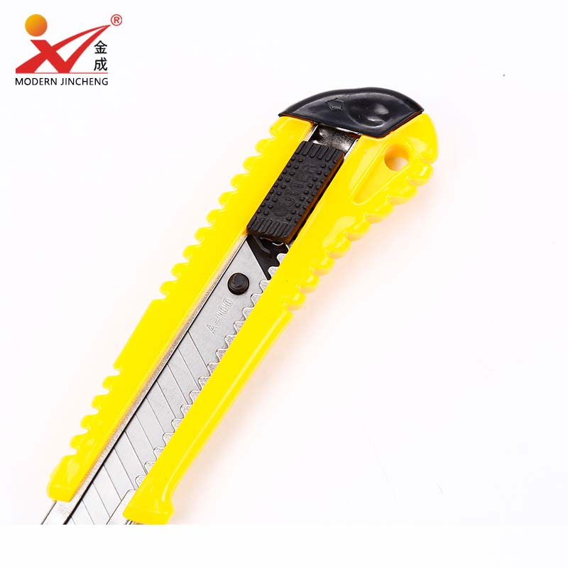 Multi Functional Sliding Blade Utility Cutter knife for sale