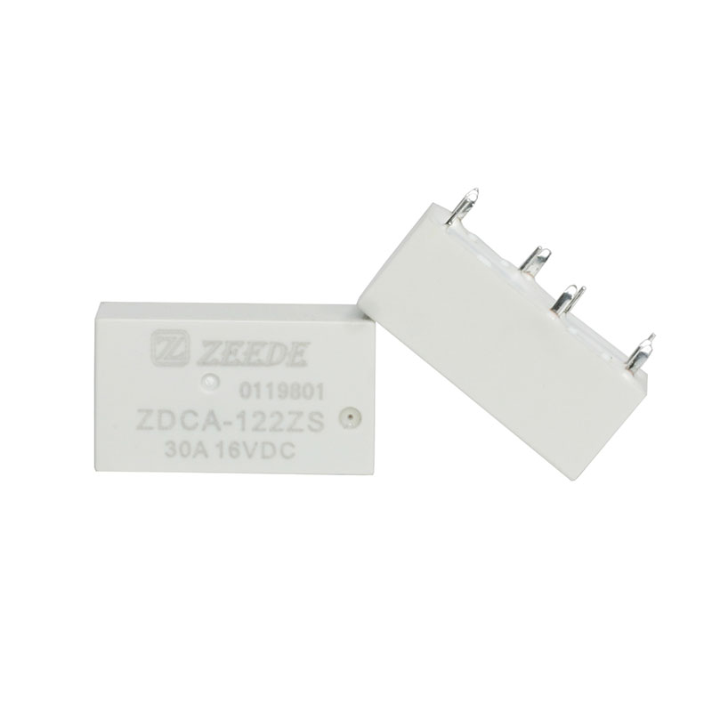 Mini Size Universal Auto Relay 12V 30A 10Pin Twin Relay sale
