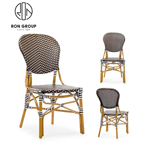 Wholesale Outdoor Furniture Aluminium Rattan Chair