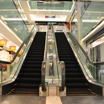 Home used escalator with handrail/escalator price in China with CE certificate sale