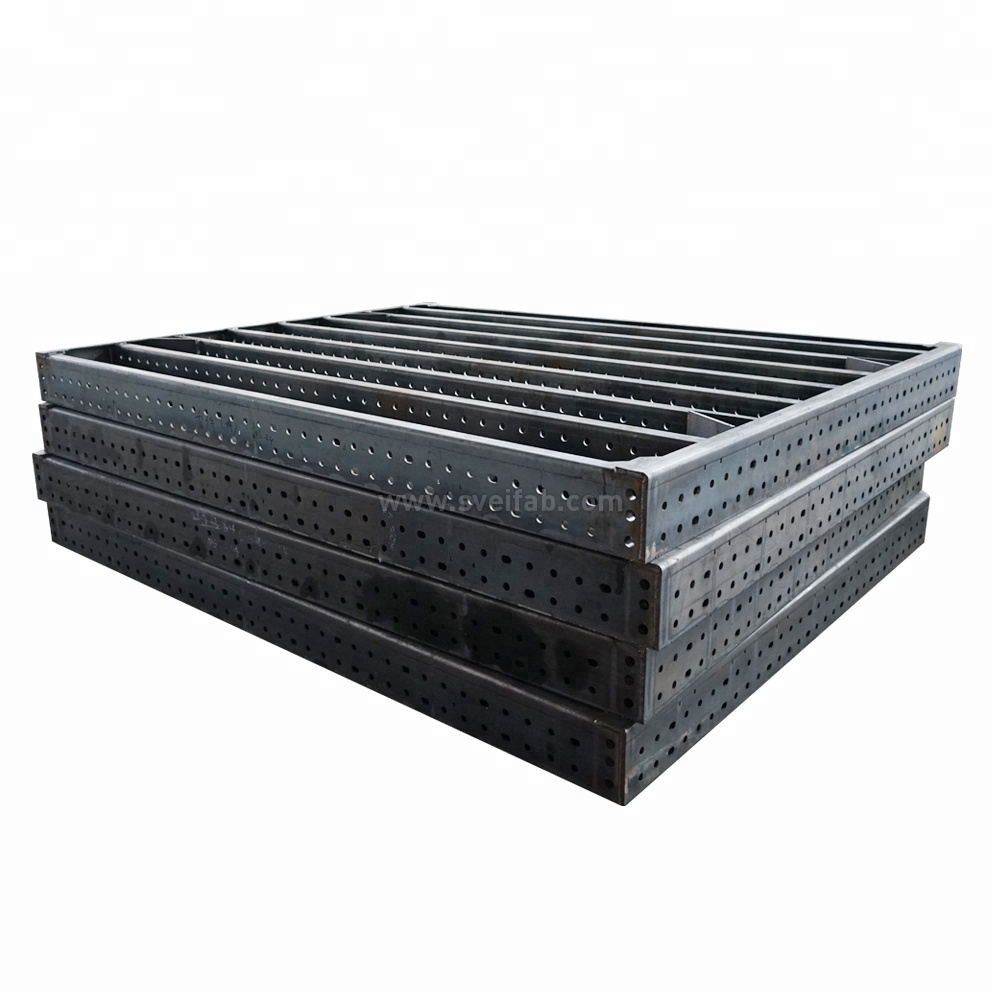 Custom made construction building of metal formwork for sale