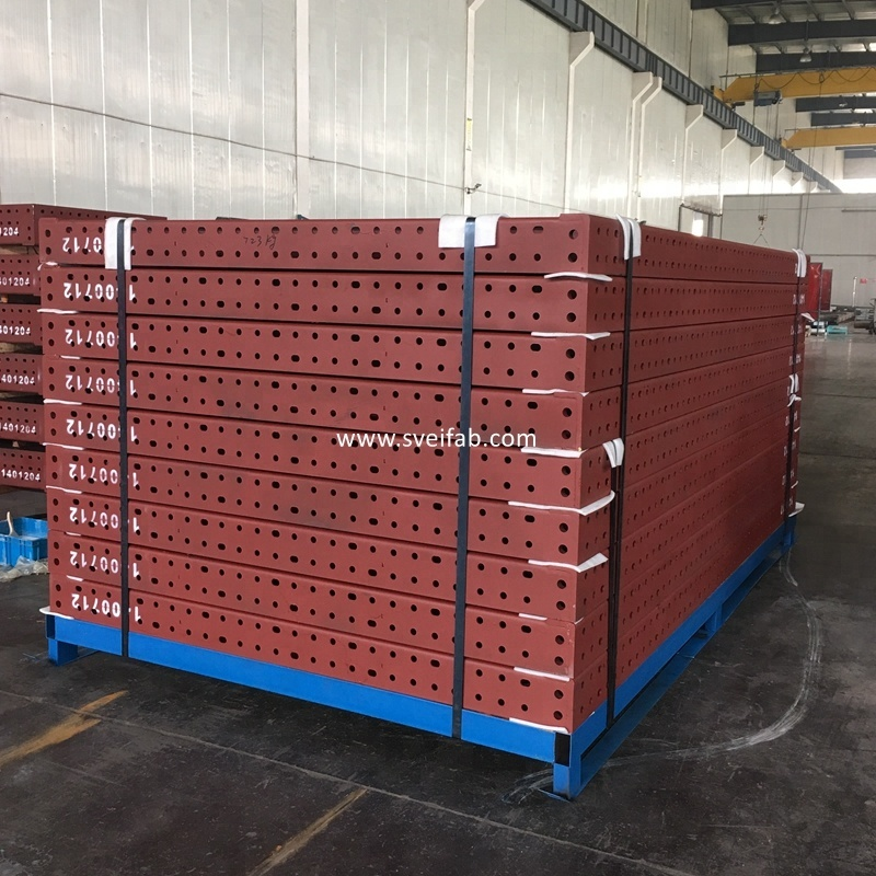 Heavy duty construction aluminium steel concrete formwork for sale