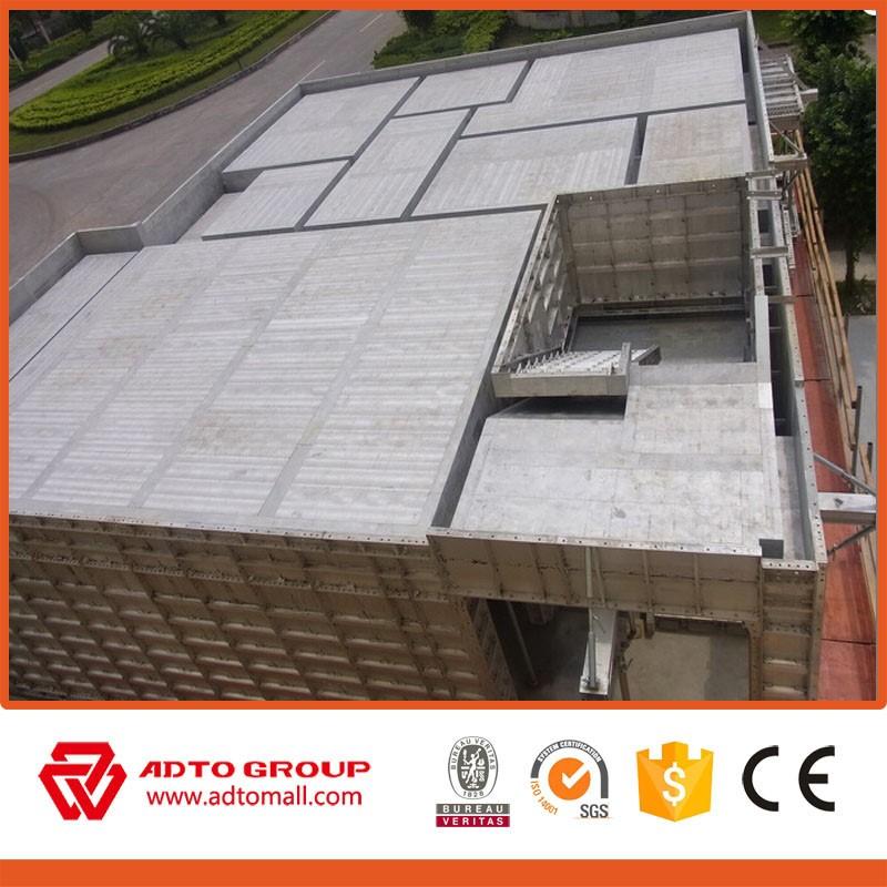 ADTO aluminum formwork system,construction aluminum formwork for sale