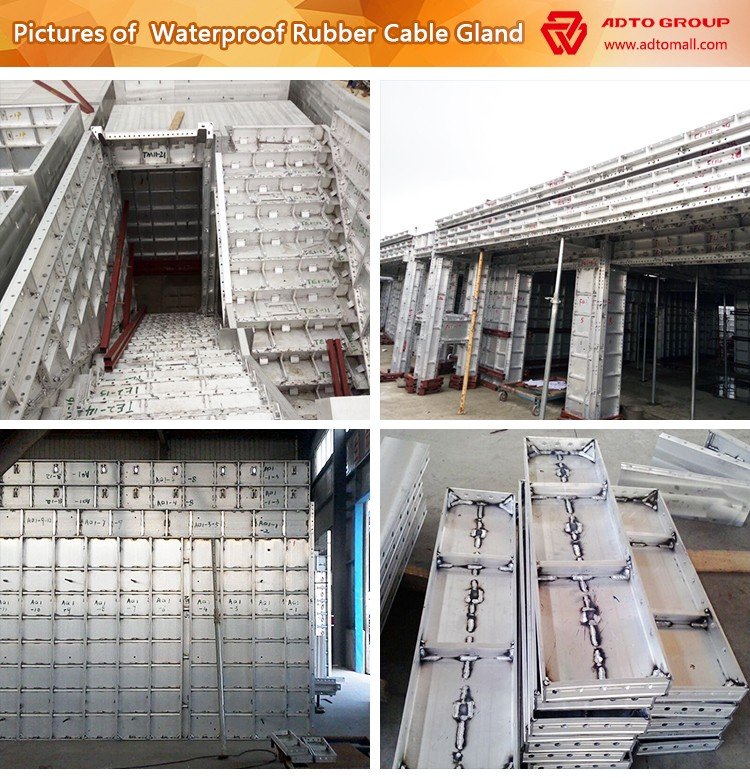Aluminum Shuttering System for sale