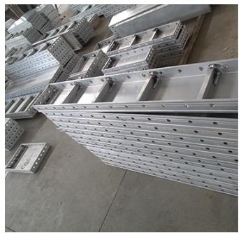6061-T6 aluminum formwork system/aluminum concrete construction formwork for sale