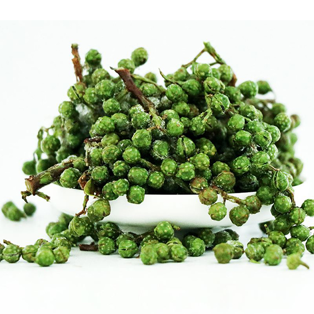 Best Sell Numbing Flavor Green Sichuan Peppercorn For Seasoning For Sale