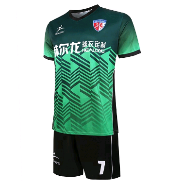 Thai Quality Customized Cheap Soccer Jersey Sets Factory sale