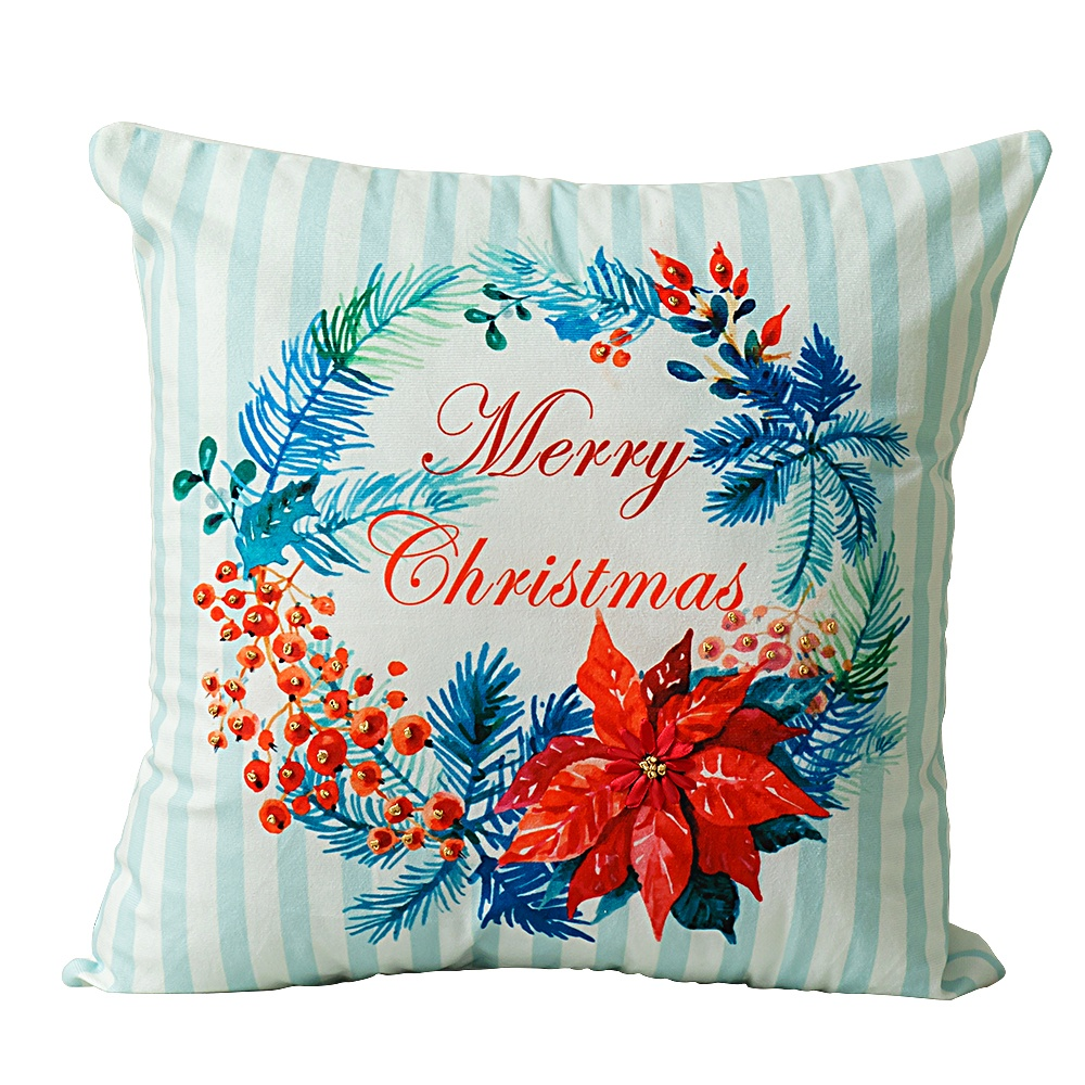 Latest Design Embroidery Macrame Printed Cushion Pillow Cover For Decoration For Sale