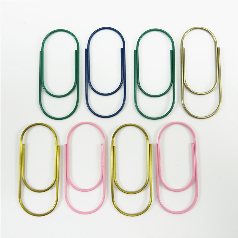The 100mm paper clips,big size jumbo paper clip with best price for sale