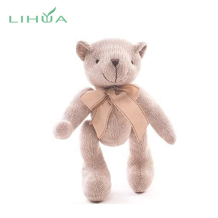 Wholesale Custom Kids Small Baby Plush Stuffed Teddy Bear for sale
