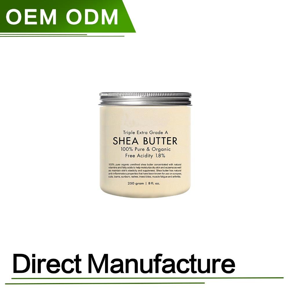 Organic Pure Shea Butter Natural Skin Care Cream sale