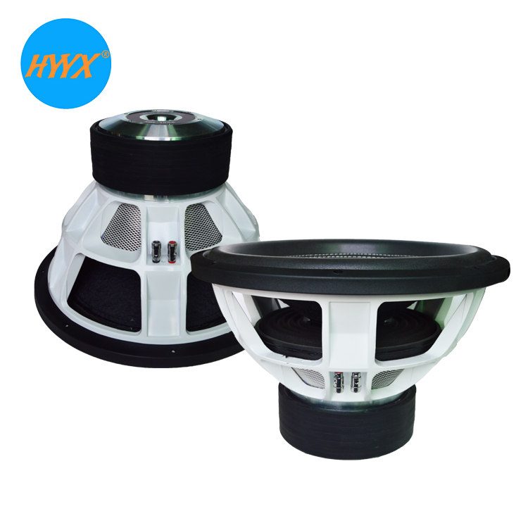 Subwoofer 15 inch for car audio speakers 2000W speaker for sale
