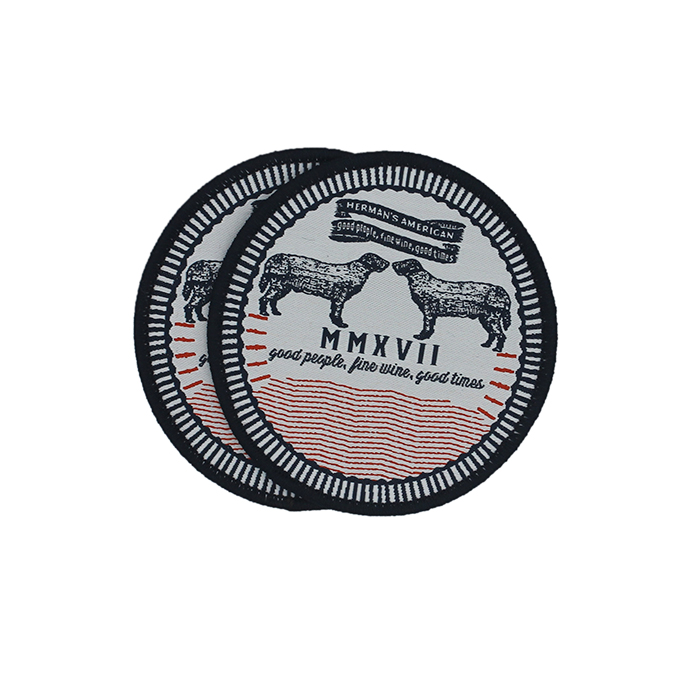 sports armhands patch woven patch for sporting sale