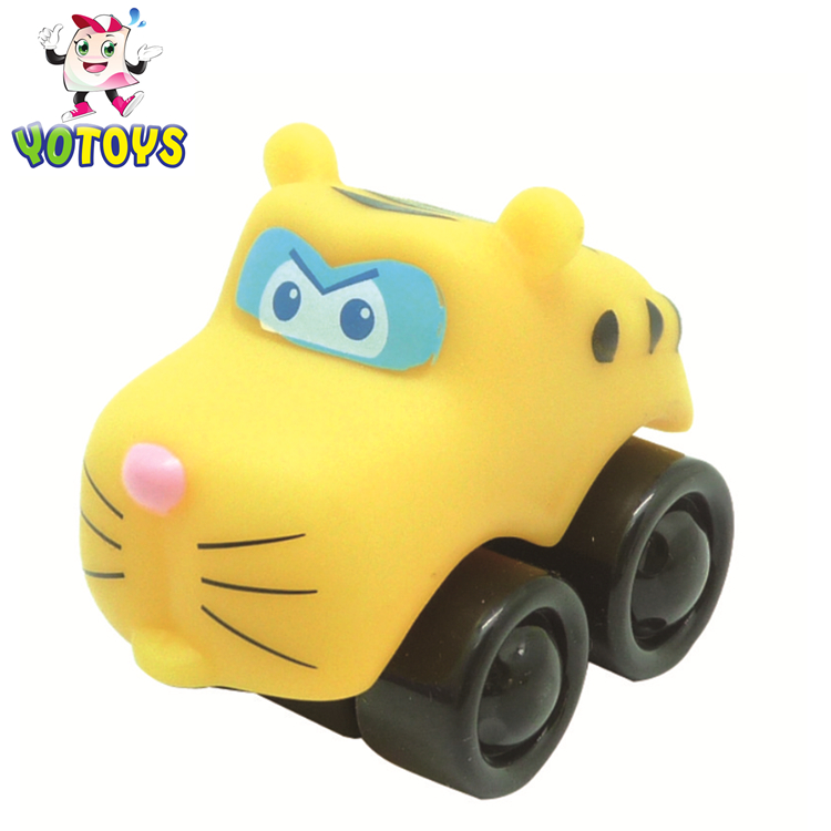 Baby kids Rubber Vehicle Auto Face Fun Bathing Toys for sale