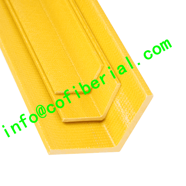 FRP ANGLES--Ideal for Reinforcement & Anti-Slipping