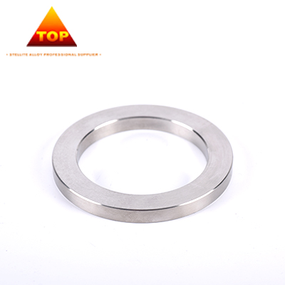 Stellite valve seat seal with wear and corrosion resistance performance