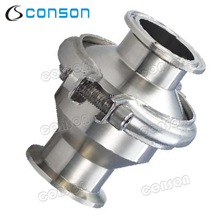 CONSON DN15-100 304 and 316 Stainless steel food grade check valve