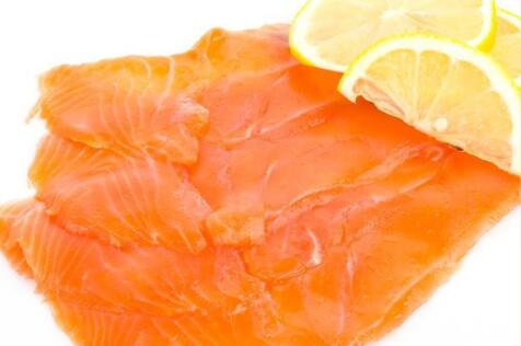 6-8OZ High Quality Frozen IQF Fish Salmon