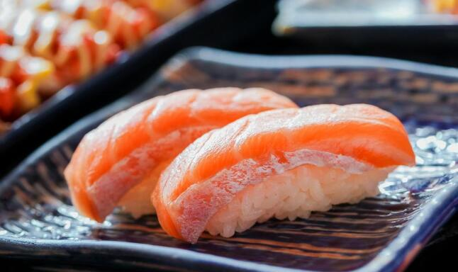 OEM Ice Cold Frozen Salmon Fish Frozen Salmon