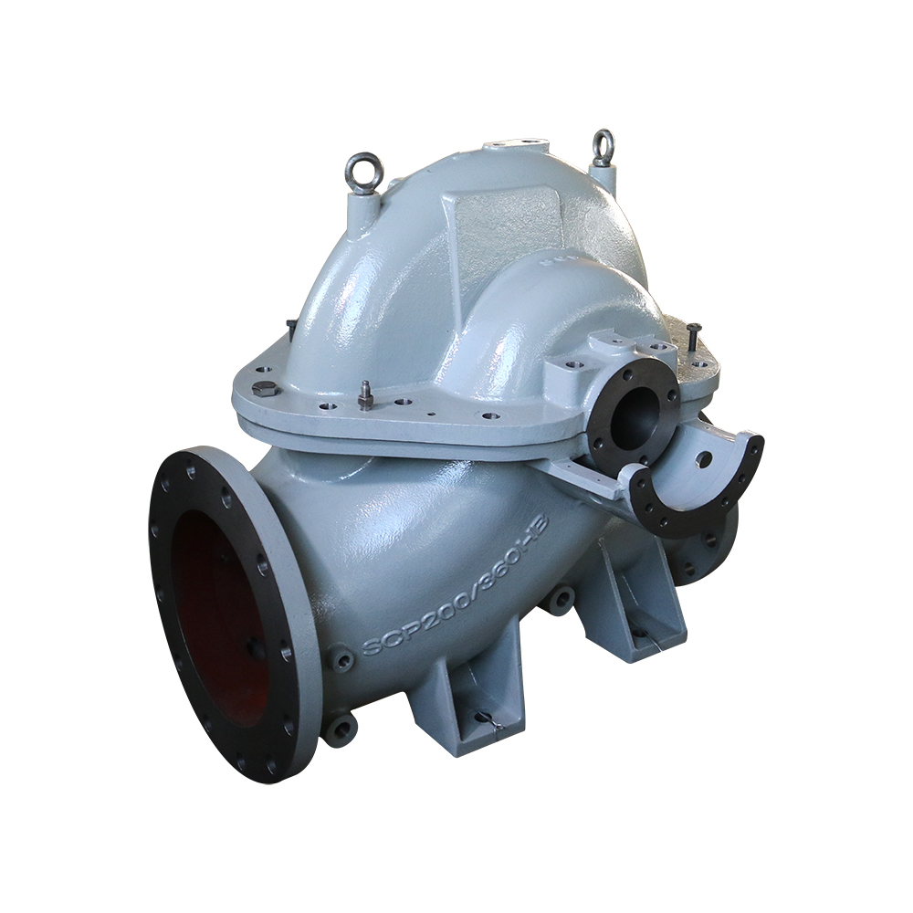 SD-Iron Excellent performance precise casting iron pump foundry