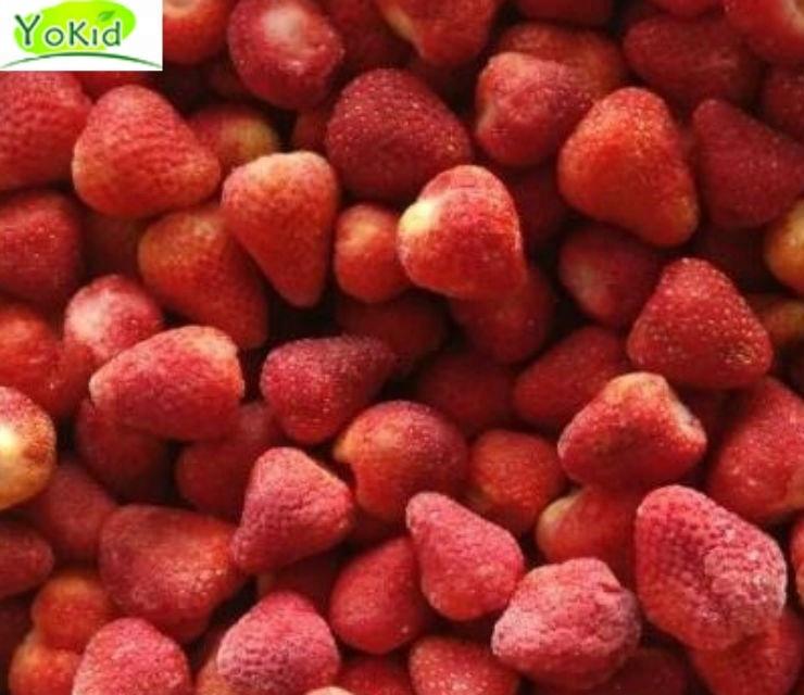 IQF frozen dried fd strawberry sale