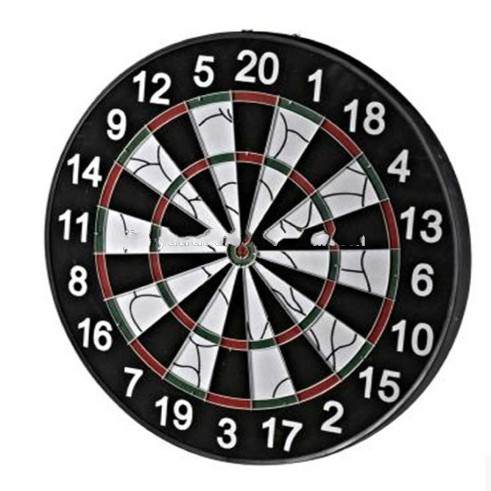 Promotional Indoor 18inch Bristle Dart Board Indoor Dart Board for sale