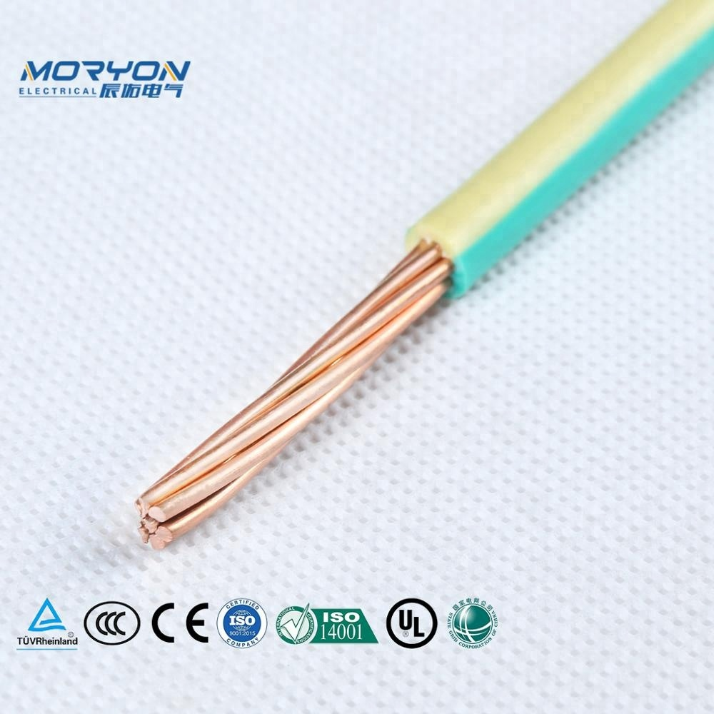 various types of underground cable 4mm 6mm 10mm 25mm electrical copper cable wires for sale