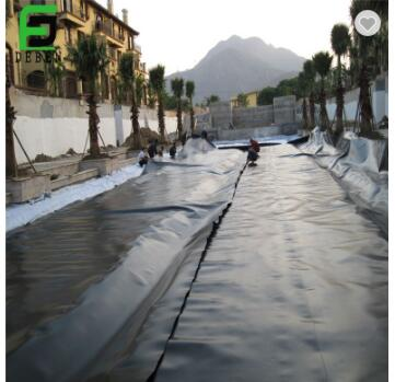 Geomembrane sheet for artificial lake waterproofing for sale