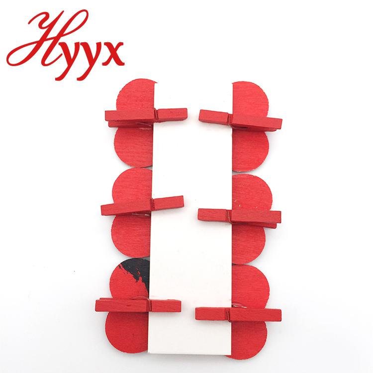 YXW200 HYYX New Customized Color decoration Blackboard photo peg