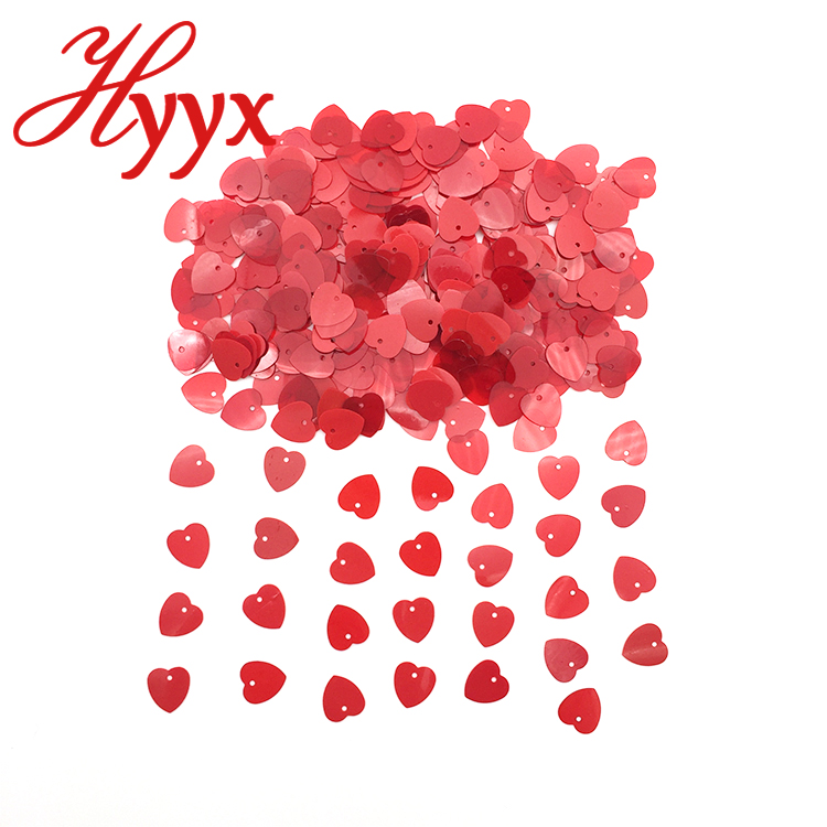 S86 HYYX Hot Sale Made In China Bridal Beart Wedding Confetti