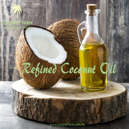 Malaysia Refined Coconut Oil - Bulk 25 Liters/Jerry Can SALE