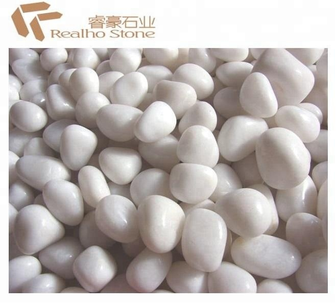 RH-P Snow White Pebbles for sale