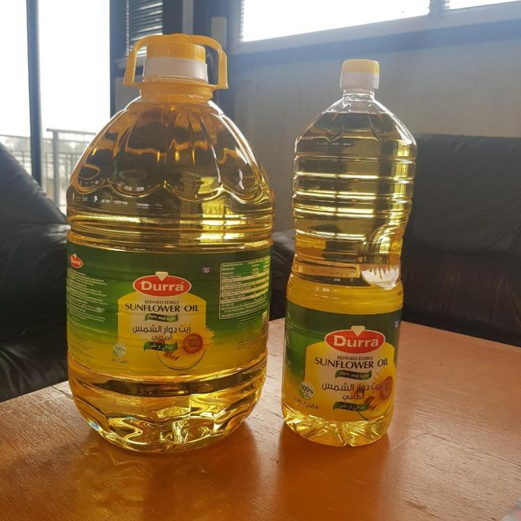 100% Grude Sunflower Oil for Sale Nut & Seed Oil