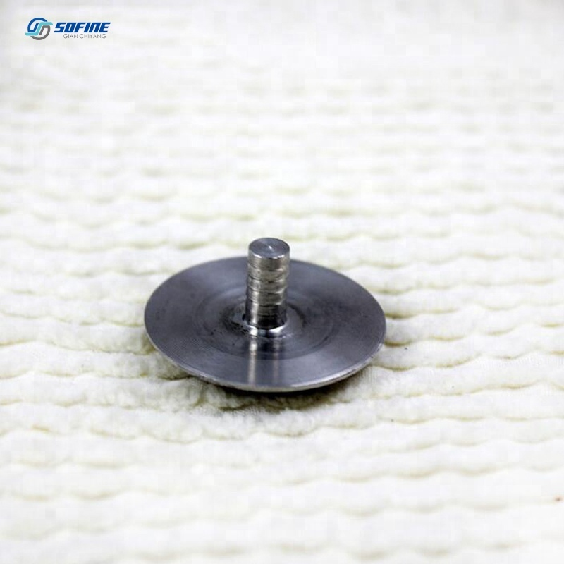 316L 304 Stainless Steel Ground Surface Tactile Indicators Suppliers Tactile Markers Installation Road Stud for sale