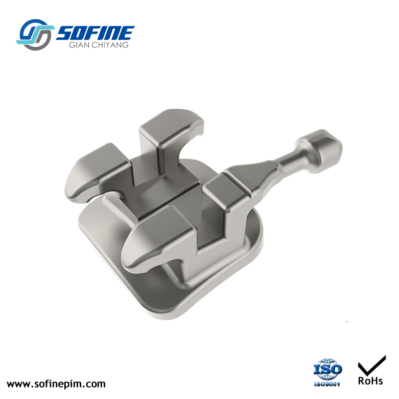 Orthodontic Braces Material For Chinese Metal Injection Molding PM/MIM/Casting for sale