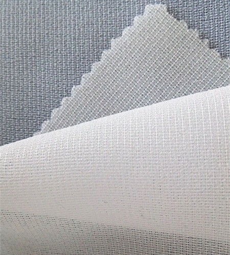 warp knitted woven fusible interlining for sports wear/ garment interlining for sale
